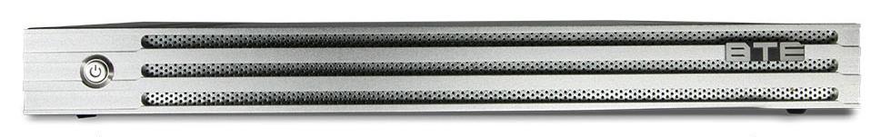Đầu BTE 3TB với màu bạc quen thuộc, thiết kế mới lạ