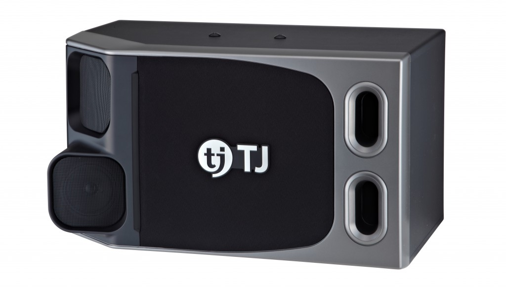 Loa TJ H100 với thiết kế độc đáo