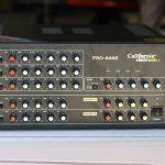 Chọn amply California Pro 668R cho dàn karaoke gia đình
