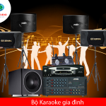 Tìm hiểu về nguồn gốc của dàn karaoke gia đình
