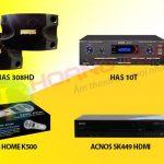 Giá bán dàn karaoke gia đình ở đâu rẻ nhất & giá trị nằm ở đâu?