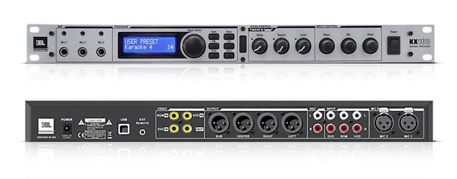 Bộ xử lý tín hiệu JBL KX 100