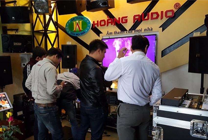 tư vẫn hướng dẫn lắp đặt dàn karaoke gia đình