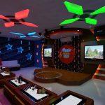 Tư vấn chọn dàn karaoke gia đình giá rẻ cho phòng diện tích 40 – 50m2