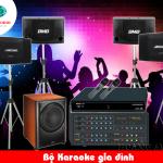 Tại sao dàn karaoke gia đình tại nhà không hay bằng ngoài hàng
