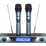 Chọn micro chuẩn cho dàn karaoke gia đình hay