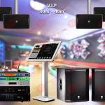 Dàn karaoke kinh doanh thiết bị chuyên nghiệp công nghệ đột phá
