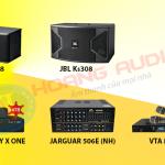 Đánh giá dòng loa karaoke JBL và BMB trong dàn karaoke gia đình
