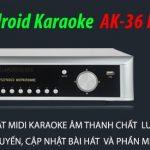 Đầu Karaoke nào tốt và phù hợp cho bộ dàn karaoke gia đình