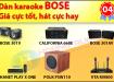 Loa Sub hát karaoke gia đình hay chất lượng cần có.