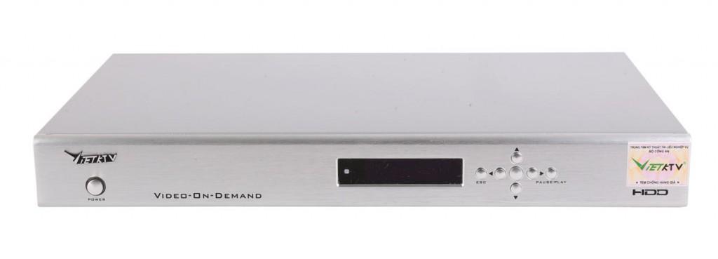 Đầu Việt KTV SD 2 TB với thiết kế đẹp mắt - nhỏ gọn