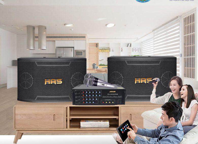 Dàn karaoke gia đình HAS 01