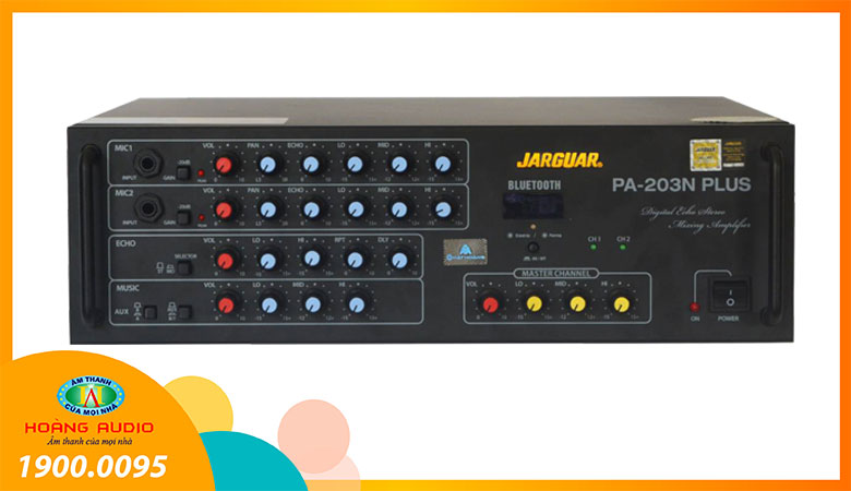 Amply Jarguar 203N Plus Bluetooth