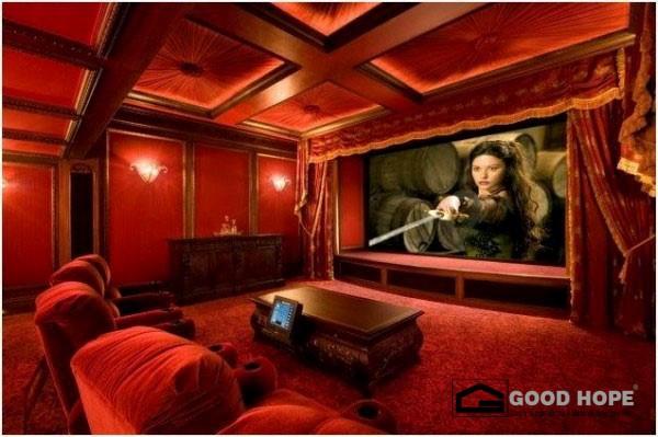 Chọn màn hình thích hợp với gian phòng nhà bạn