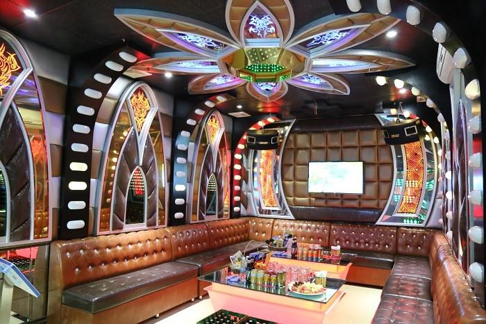 Thiết kế sản phẩm trong không gian phòng rộng 40 -50m2 của Hoàng Audio
