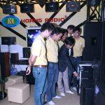 Đầu tư dàn karaoke gia đình một lần hiệu quả lâu dài