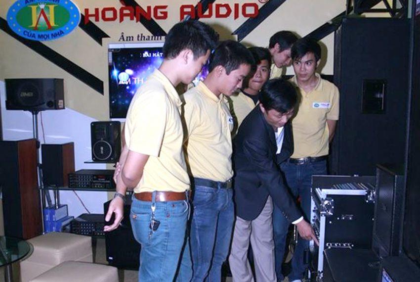 Bí quyết tăng tuổi thọ cho dàn karaoke gia đình