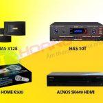 Dàn karaoke gia đình giá rẻ tại Hoàng Audio Hà nội  – TPHCM