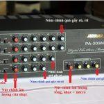 Cách xử lý, nhận diện thiết bị hư hỏng của bộ dàn karaoke gia đình hay gặp