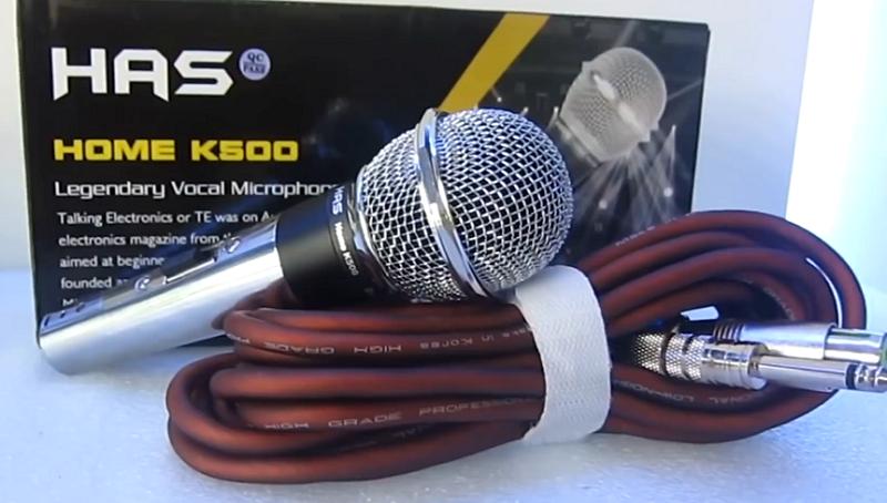 Micro HAS K500
