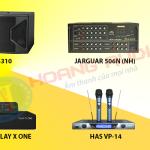 Dàn karaoke gia đình cao cấp giá rẻ nhất tại Hoàng Audio