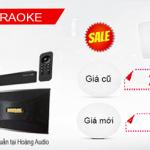 Dàn Karaoke Gía Rẻ Gồm Những Gì – Bộ Karaoke Gia đình Hay Nhất
