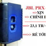 Loa karaoke chuyên nghiệp JBL Gía Rẻ – PRX 412M trưng bày thanh lý.