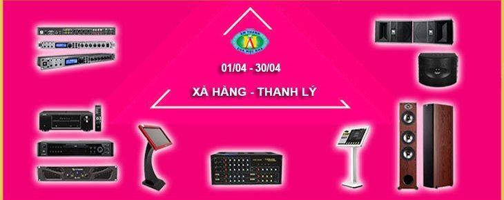 Xả hàng thanh lý bán các loại dàn loa karaoke chuyên nghiệp mixer vang số karaoke cục đẩy công suất cho gia đình