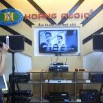 So sánh dàn karaoke gia đình sử dụng loa JBL và loa HAS