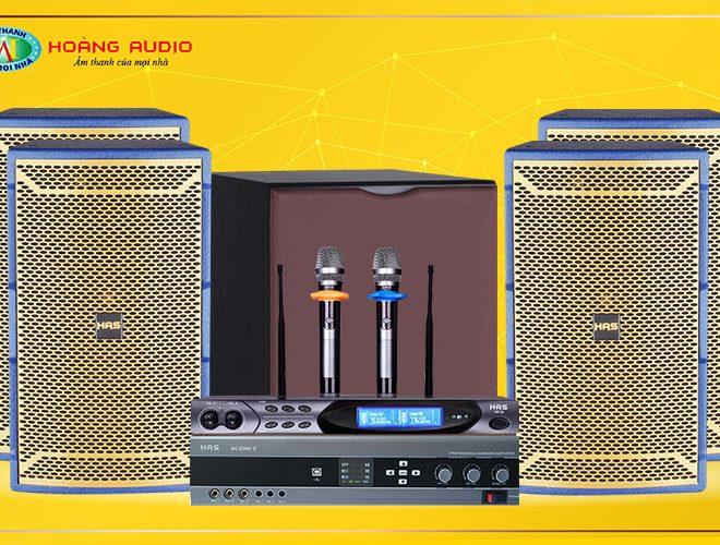 dàn karaoke giađình HAS 36