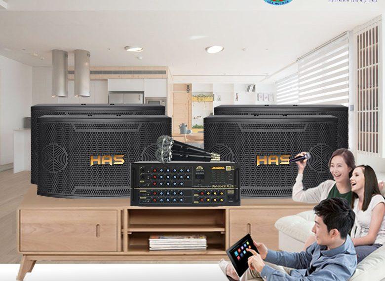 Dàn karaoke gia đình HAS 11
